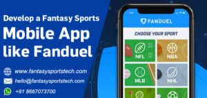 Are you interested in developing a fantasy sports app like Fanduel?. Then connect with fantasy s ...