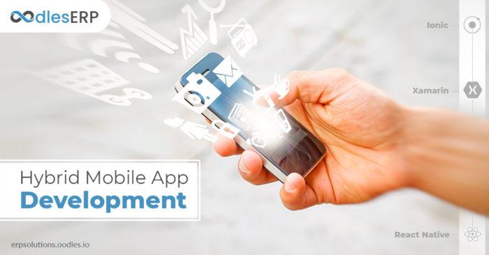 Frameworks For Hybrid Mobile App Development In 2021