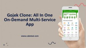Gojek Clone All In One On-Demand Multi-Service App