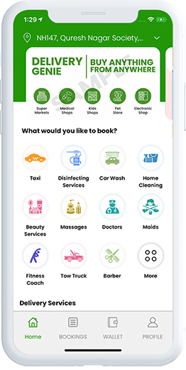 Gojek Clone App That Scales Up Your Multiple Services Business Demand