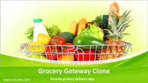 Grocery Gateway Clone