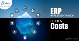 Hidden Costs behind ERP Implementation You Must Know About