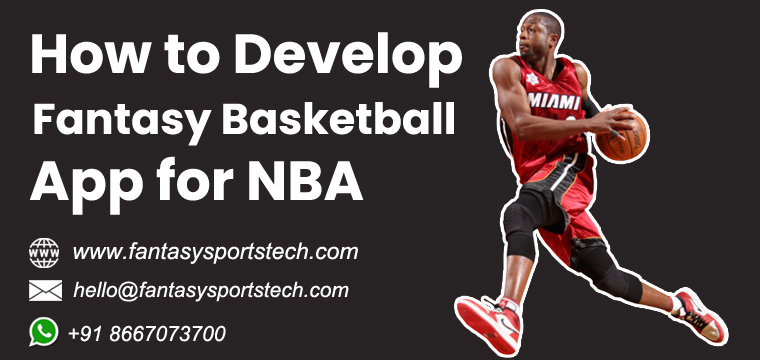 How to Develop Fantasy Basketball App For NBA   Ultimate Guide  Create your own stunning fantasy ...
