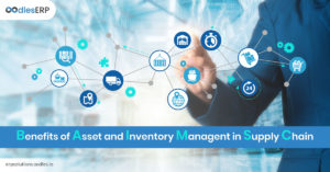 Importance of Inventory and Asset Management in Supply Chain