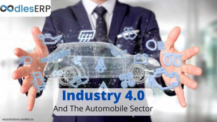 Industry 4.0 Implementation Services For The Automotive Sector