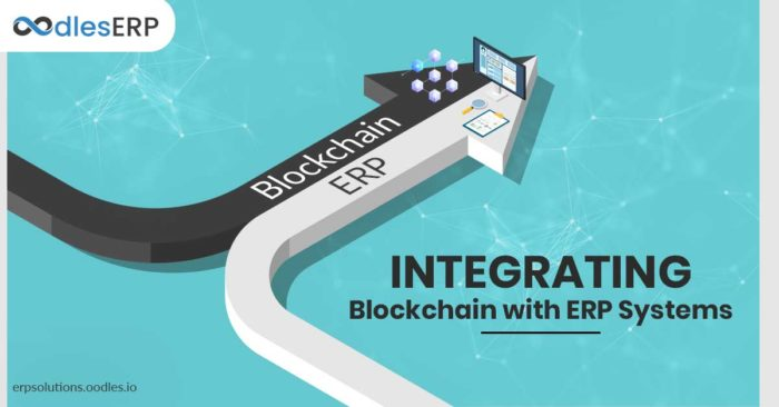 Integrating Blockchain in ERP Systems for Efficiency and Transparency