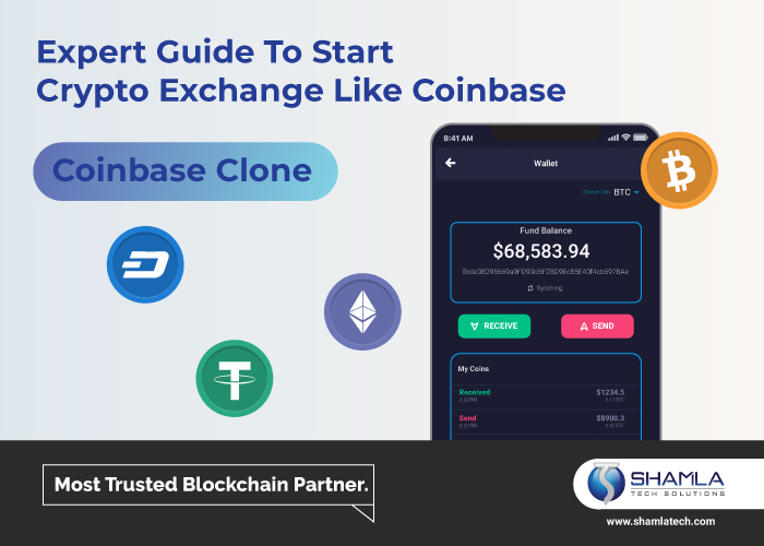It's The Time To Start Exchange Like Coinbase For Ample Profit Ever!