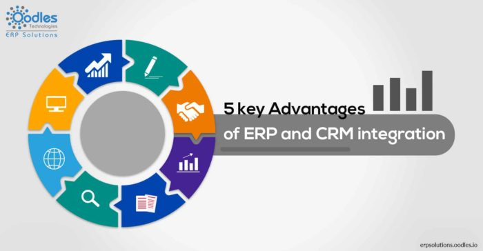 5 Key Advantages of ERP and CRM Integration   ERP+CRM