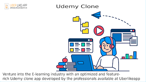 Are you willing to develop an e-learning app? The Udemy clone is an inclusive offering that is t ...