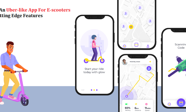The E-Scooter sharing venture does not need any huge investments. All you need is the right plan ...