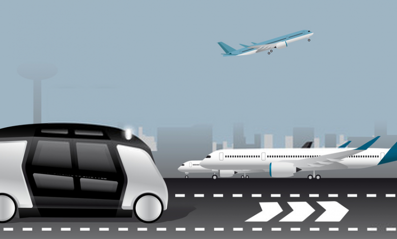 Launch Your Airport Shuttle Services Business By Launching the Uber Clone