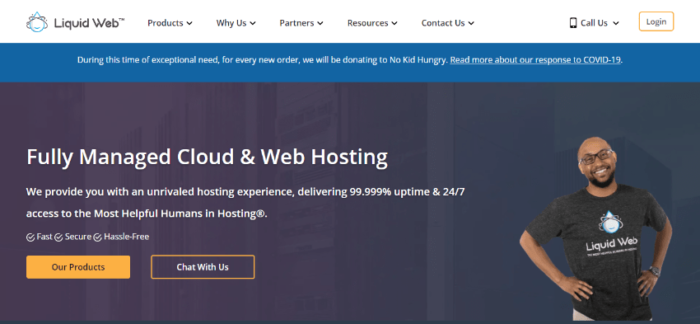 Liquid Web Reviews from Real Users & Hosting Experts 2021