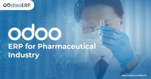 Odoo ERP Software Development For Pharmaceutical Industry