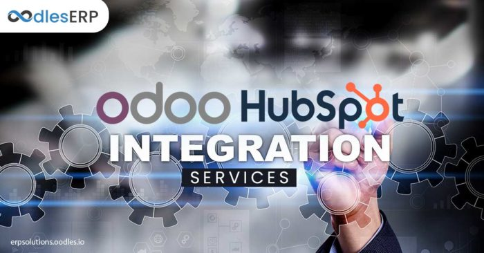 Odoo Hubspot Integration Services by Oodles