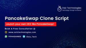 PancakeSwap Clone Script | Pancake Swap Clone Software | Build DEFI Exchange Like Pancakeswap