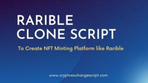 Rarible Clone Script | Rarible Clone Development | Create NFT Marketplace like Rarible