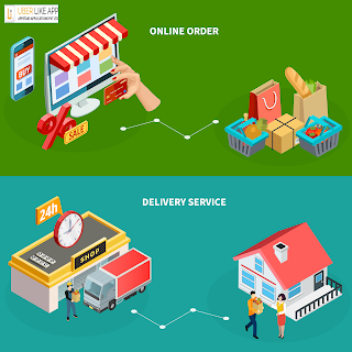 Manage the grocery delivery services with an intuitive app like Instacart. We, at UberLikeApp pr ...