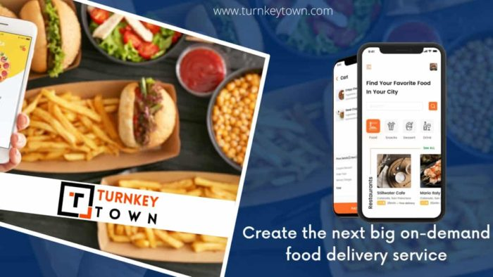 The on-demand delivery business is surging towards a peak. Launch an on-demand delivery app simi ...