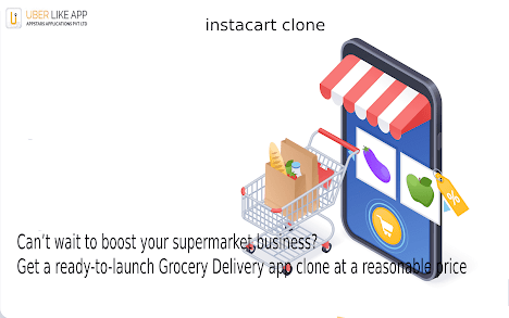 The online grocery delivery business is booming and its revenue is reaching new heights. Avail o ...
