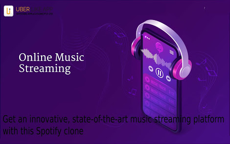 Our Spotify clone app is built with cutting edge technology and user-friendly features that are  ...