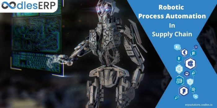 Strengthening Supply Chain Management Solutions Using RPA