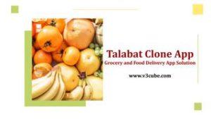Talabat Clone App