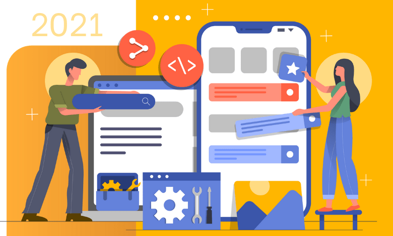 Top 8 Mobile App Development Trends to Look Out For 2021
