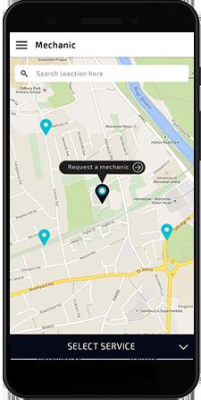 Uber For Mechanics | On-Demand Mechanic Service App Development Uber for car repair service app  ...
