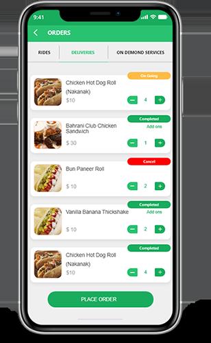 Uber For X Clone App | Uber For X Clone Script Development Solution  Revolutionize The On-demand ...