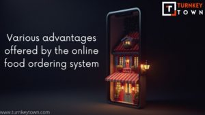 Various advantages offered by the online food ordering system