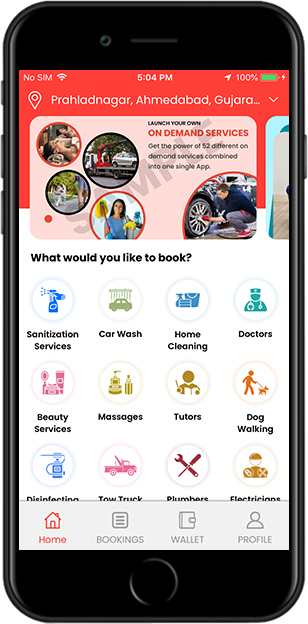 What Makes On-demand Home Services App So Desirable To The Entrepreneurs – How to Know Web