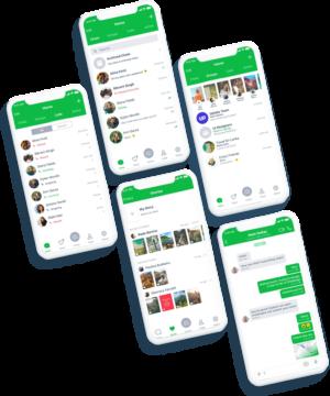 Whatsapp Clone | White-Label Whatsapp Clone Development – Magnify Your Business Reach By L ...