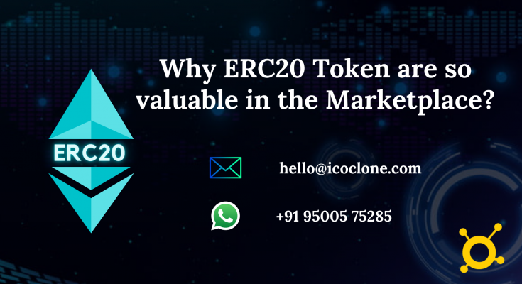 Why ERC20 Tokens are so valuable?   ERC20 Ethereum wallet  Hello crypto folks!  Make use of the  ...