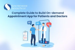 Your Guide to Build On-demand Doctor Appointment Application