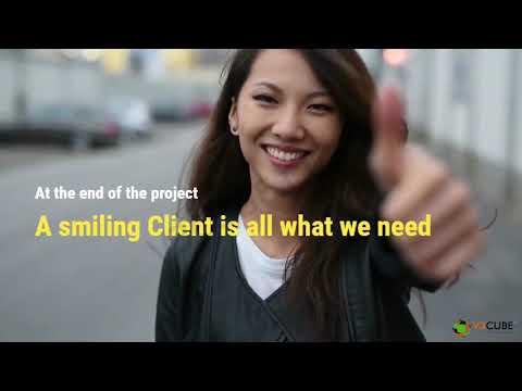 V3cube Happy Client Reviews