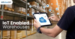 Benefits of Using IoT Enabled Warehouses | Supply Chain Integration