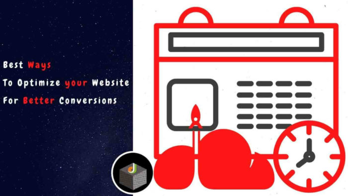 Here know the 7 best ways to optimize your #website for better conversions 💹 🤑  ☞ Make sure your ...