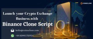 Binance Clone Script to Create a Cryptocurrency Exchange like Binance – DEV Community