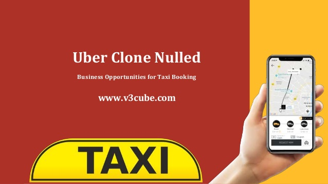 Build Uber Clone Nulled for Your Taxi Business