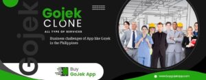Business challenges of App like Gojek in the Philippines