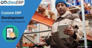 Custom ERP Software Development For Inventory Management