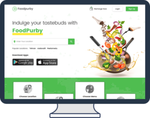 Get deliveroo clone script app to start your own food delivery marketplace business