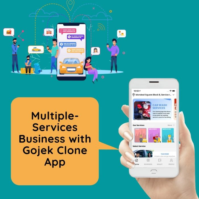 Why all Entrepreneur Prefer to start their own with our Gojek Clone App?