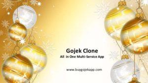 Gojek Clone: All  in One Multi-Service App