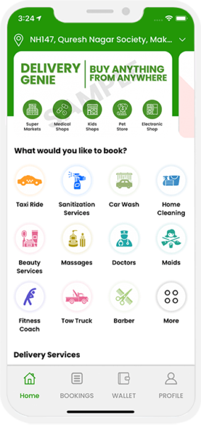 Gojek Clone App – Widen Your New Featured Multi-Service App in the Philippines