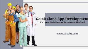 Gojek Clone: Multi Service Business in Thailand