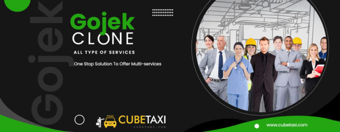 Gojek Clone – One Stop Solution To Offer Multi-services  Expand your multi-service business with ...