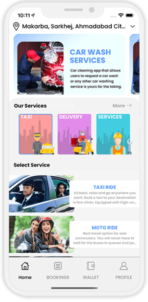 Gojek Clone Vietnam Enables You To Kickstart Your Multi-service Business Instantly  Wish to star ...