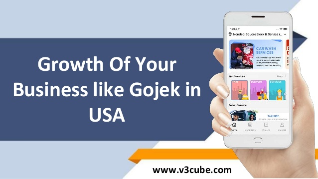 Growth Of Your Business like Gojek in USA