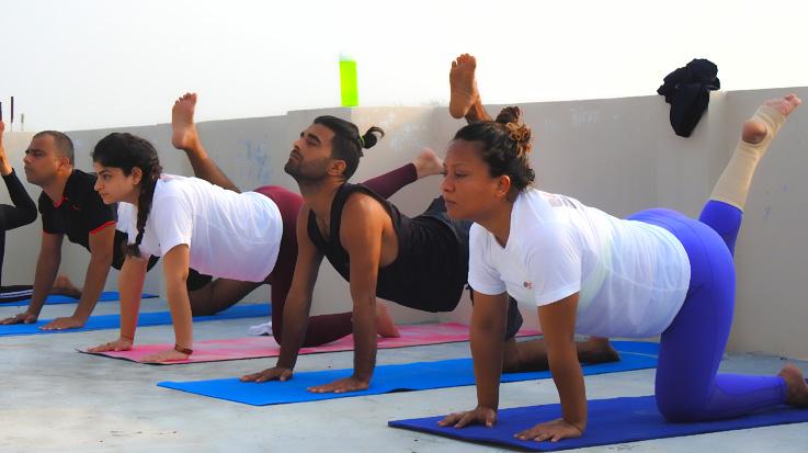 200 Hour Yoga Teacher Training in Rishikesh India – RYT 200  Yoga Teacher Training in Rish ...